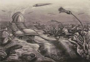 Cincinnatian Sea by Velociraptor077