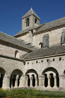Abbaye de Senanque - tower by SmoothEyes