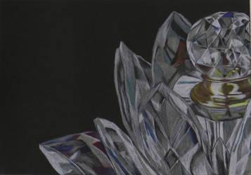 diamond bottle by sketchdoll07