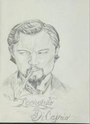 Leonardo Dicaprio by sketchdoll07