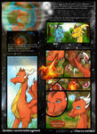 Commission - Lasair Comic pg1 by SweetLhuna