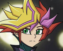 Yu-Gi-Oh! VRAINS: Playmaker by GalacticTachyon