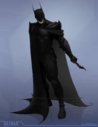 Batman - OG DC remix by ogi-g