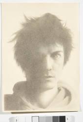 Self Portrait by SpikeMcJab