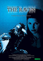 THE RAVEN poster by trilobitepictures