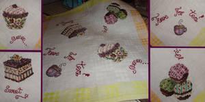 Napkin_embroidery by Zeephra