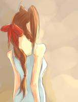 FFVIICC: Aerith by yume-utsutsu