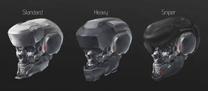 Helmets Designs by Shady-Rogue
