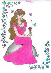 Princess Etoile by AnneMarie1986