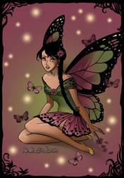 Dark Fairy Kalini by AnneMarie1986