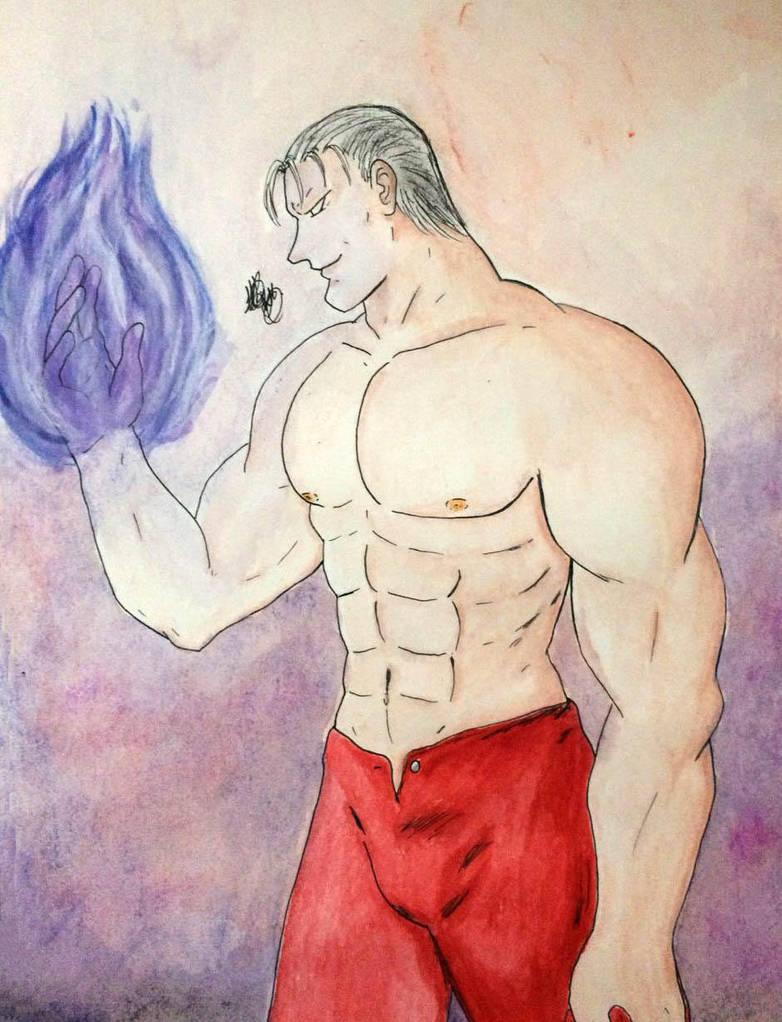 M. Bison by biachunli