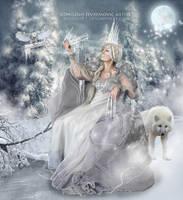 Ice Queen by MiloshJevremovic