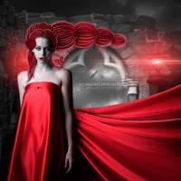 Red Silent by MiloshJevremovic