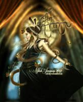 Madame Butterfly by MiloshJevremovic