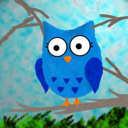 Owl by Jess-96
