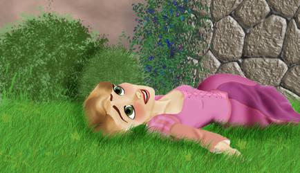 Rapunzel by Jess-96