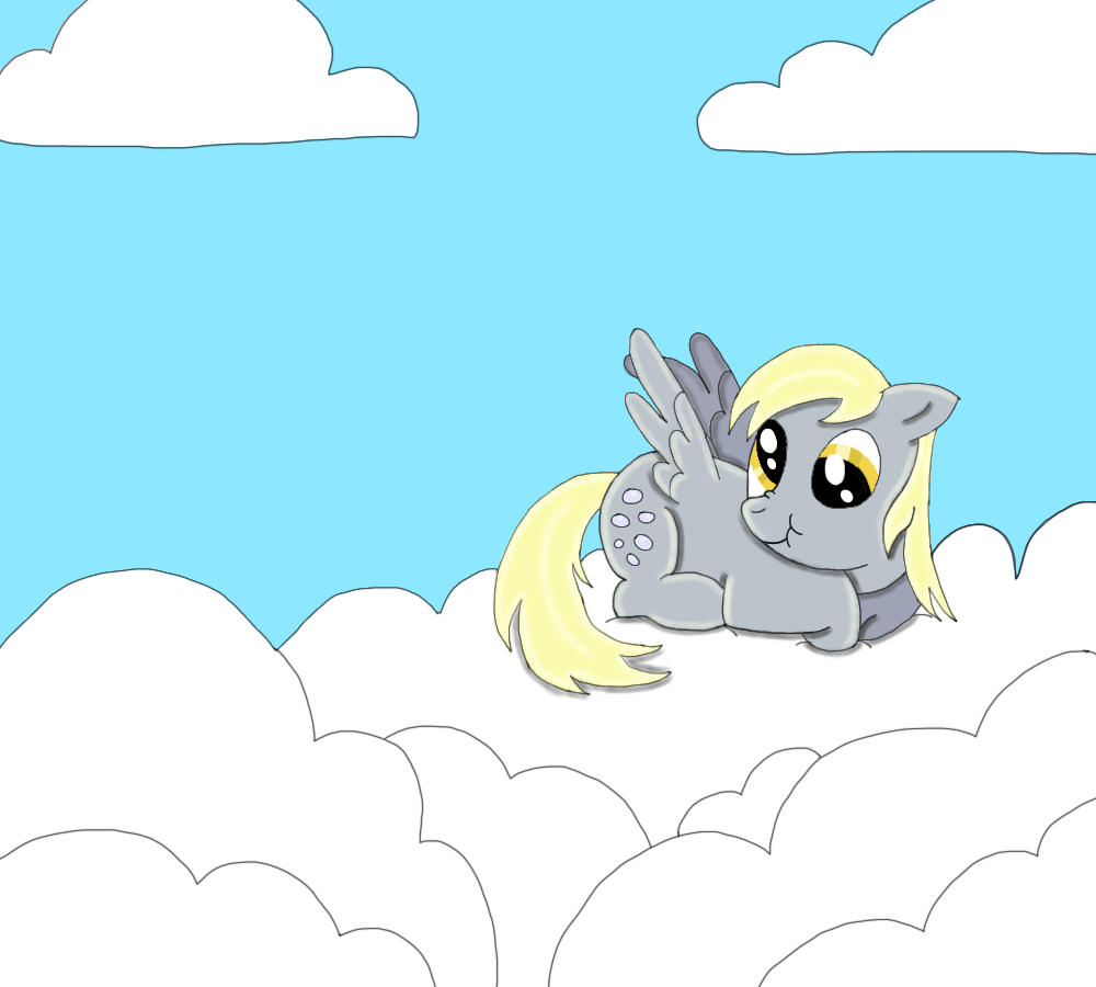 Derpy Fears The Internet by twitchyflash