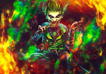 Joker by KnyazFA