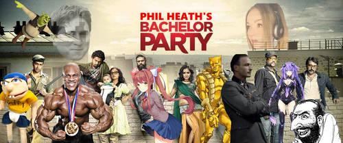 Phil Heath's Bachelor Party by mmcdonald826