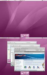 Pinky Desktop by MasterCorp
