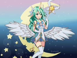 Star Guardian Soraka by Templator