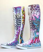 Shoes for Jillian by lesumai
