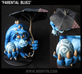 Parental Blues by MorffinCreations