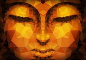 Buddha by kenazmedia