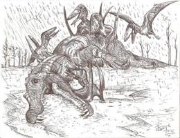 Reapers of the Fallen by HodariNundu