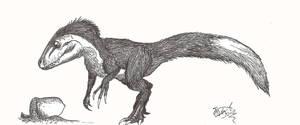 Sciurumimus by HodariNundu
