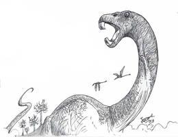 Morsodocus rodens by HodariNundu