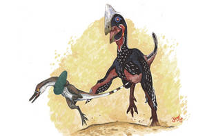 The Real Egg Robber? by HodariNundu