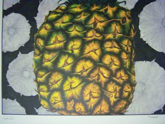 Pineapple by MikoChika