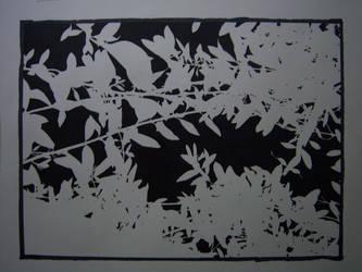 Falling leaves by MikoChika