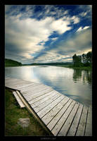 Gordon Lake by tfavretto