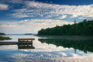 Bamageseck Bay by tfavretto