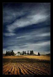 Corrugated Cropland by tfavretto