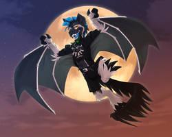 I am the night by TimWeeks