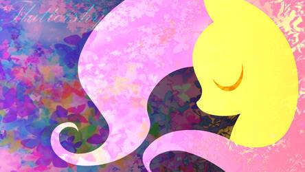 MLP Wallpaper: Fluttershy by JeffCross
