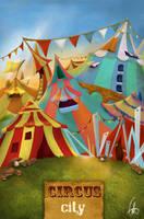 Circus City by cristalreza