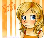 Fifi arttradee by Mindy-cupcake