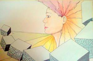 Art Block by danidrastic