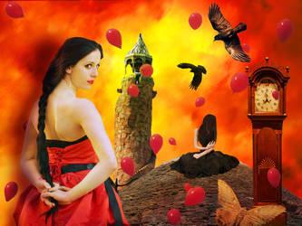 Haunted Memories by faryewing