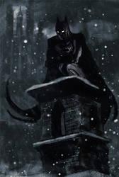 Arkham Origins by juhoham