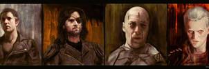 WASTELAND 2 avatars by juhoham