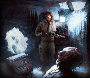 THE THING by juhoham