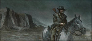 Red Dead Redemption by juhoham