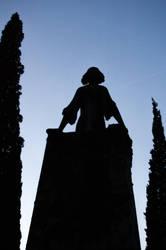 Dark Statue II by oscargascon
