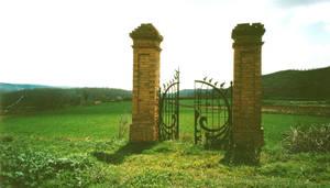 Door to Nowhere by oscargascon