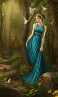 Persephone by cgaddictworld